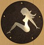 Mud flap Girl
